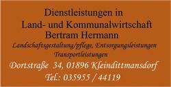 Landschaftsgestaltung B. Hermann
