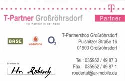 T-Partner Großröhrsdorf