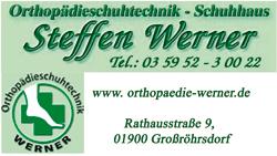 Orthopädieschuhtechnik Steffen Werner