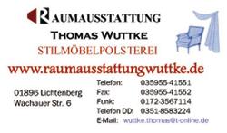 Raumausstattung T. Wuttke